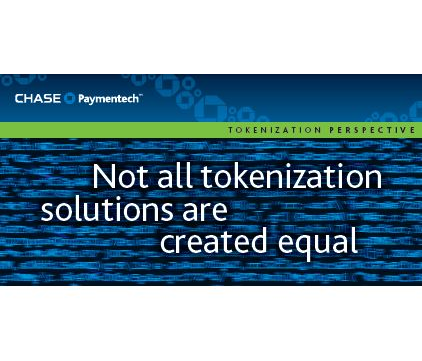 Tokenization Perspective